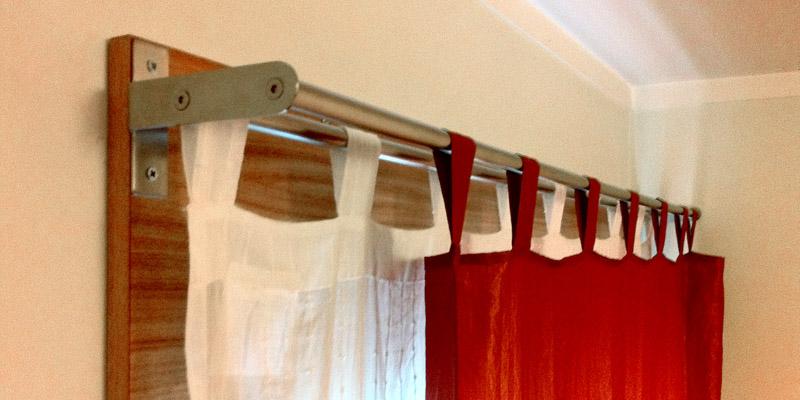 grundtal double curtain rod