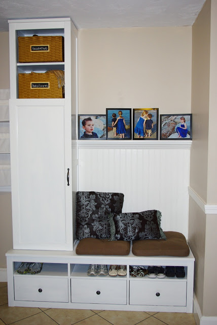 diy mud room ikea hackers ikea hackers