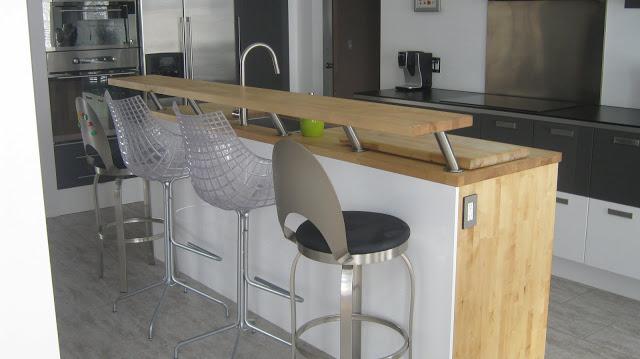 Kitchen with a twist