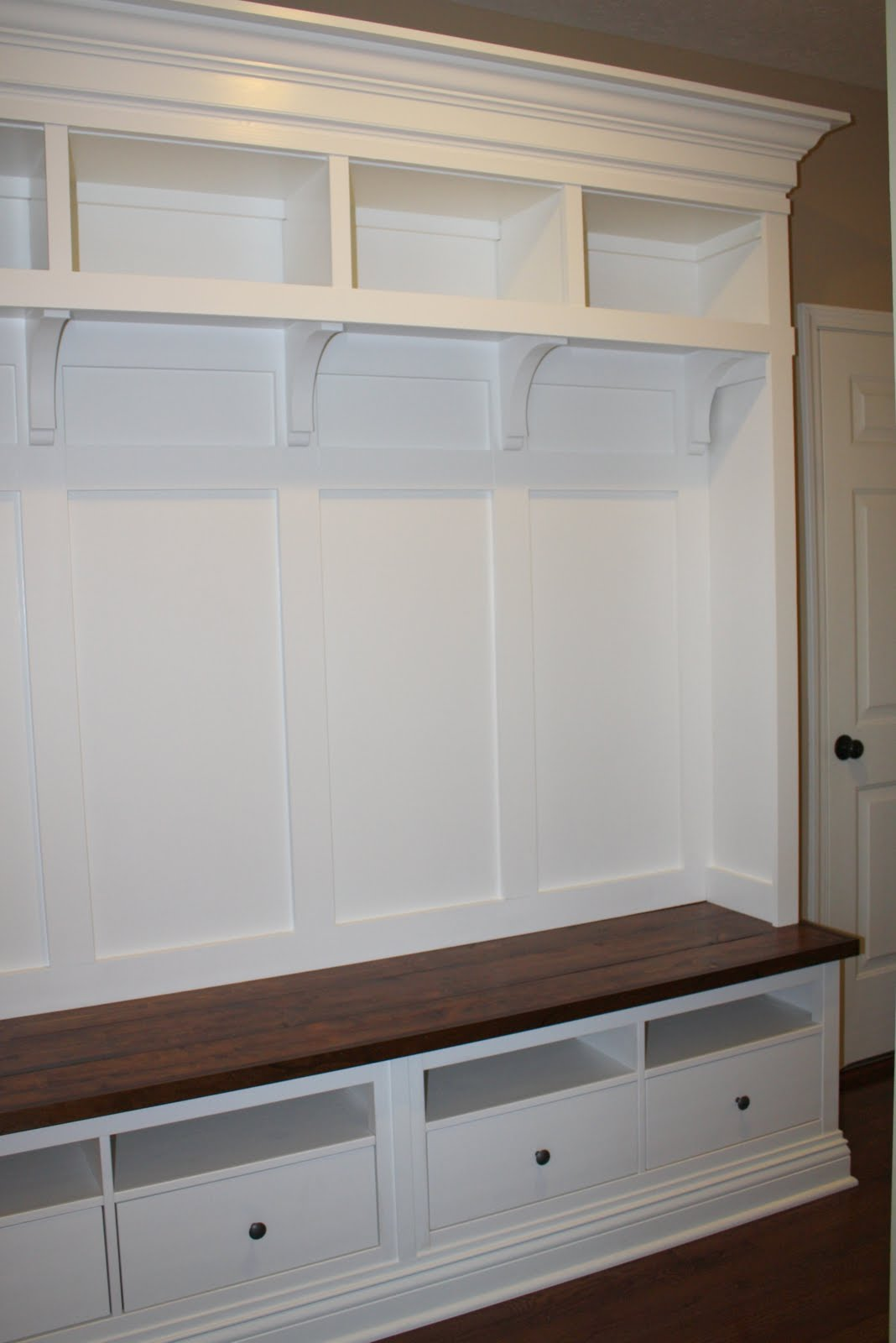 Mudroom Storage Ikea Hackers