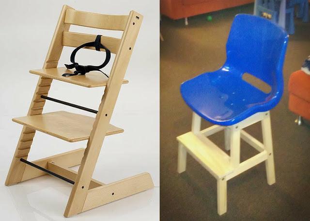 BEKVAM Step Stool to Child's Seat 2