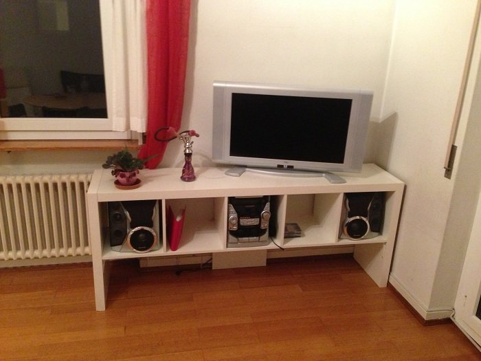 Hacker Help Can You Identify This Tv Stand As Well Basement Bathroom