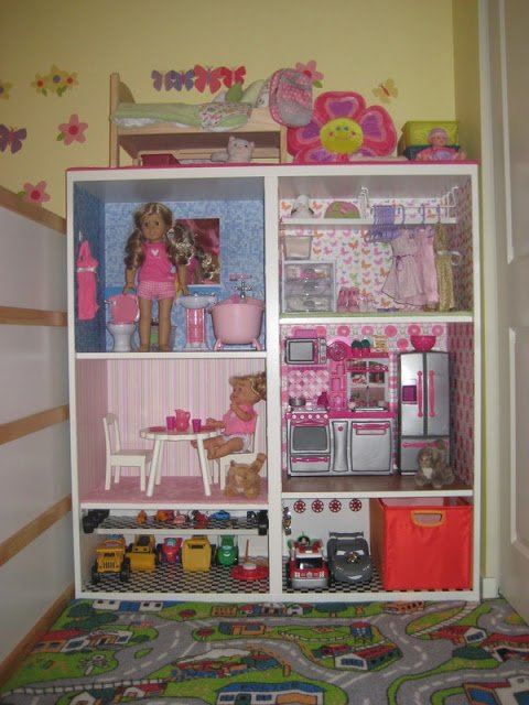 IKEA Besta American Girl Sized Doll House