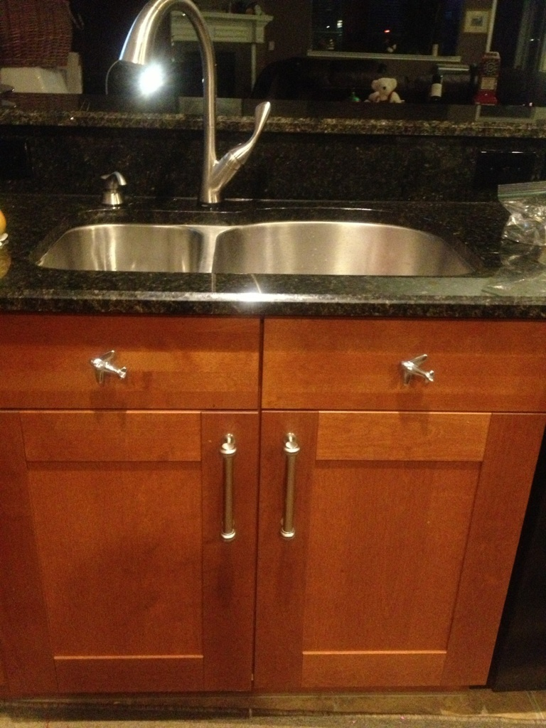 akurum tip out sponge soap drawer - Ikea Akurum Kitchen Cabinets