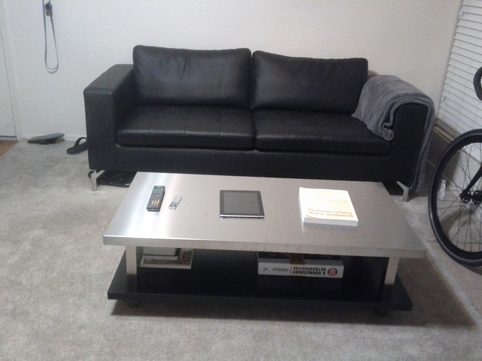 Double Layer Coffee Table IKEA Hackers IKEA Hackers