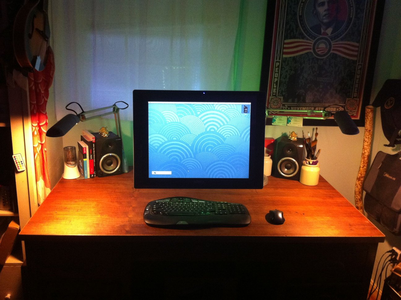 dioder lighting. dioder monitor relief lights lighting