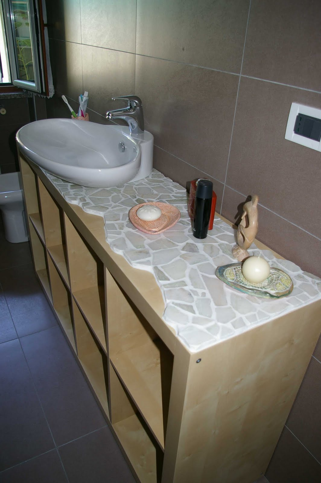 Ideal EXPEDIT sink cabinet