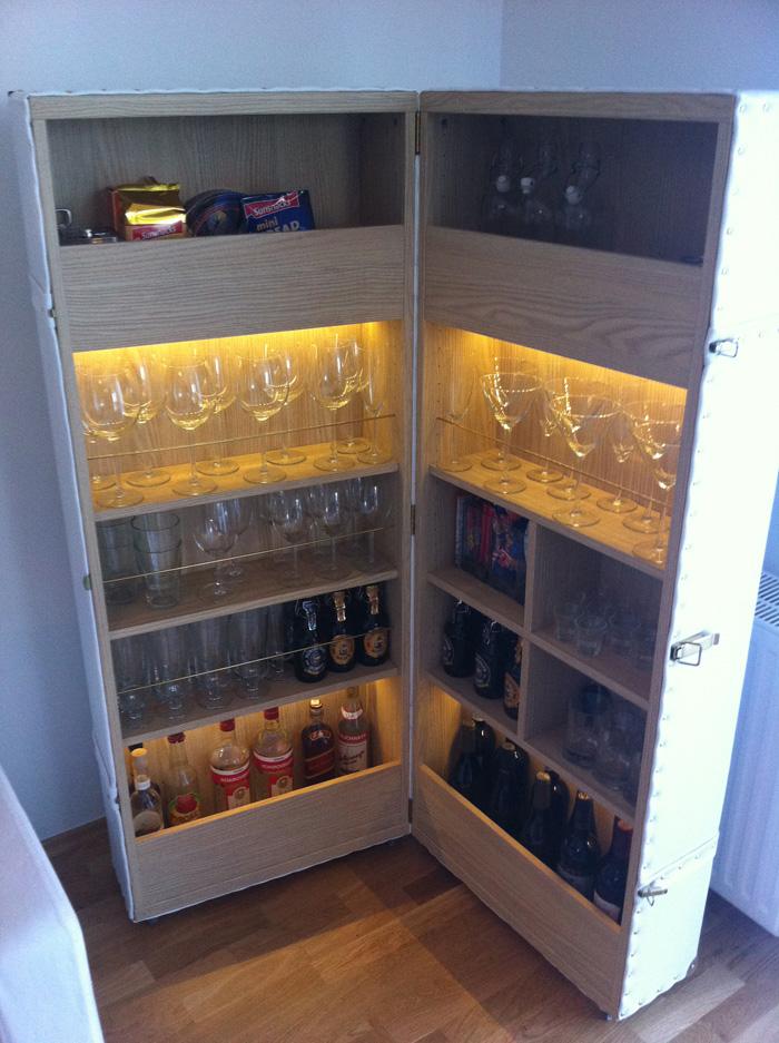Trunk bar - IKEA Hackers - IKEA Hackers