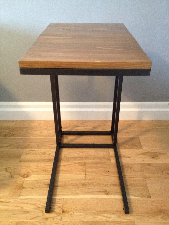 Vittsjo Laptop Table to Upscale Side Table IKEA Hackers IKEA