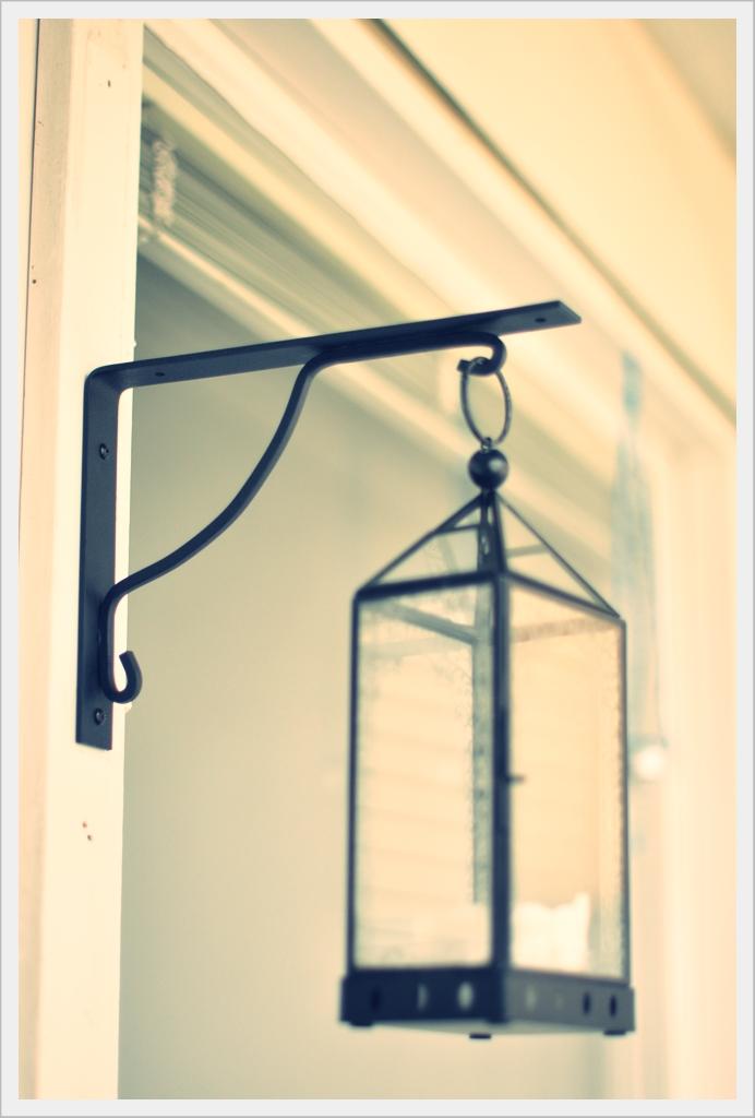 Ubrugte Lantern Hanger - IKEA Hackers KE-36