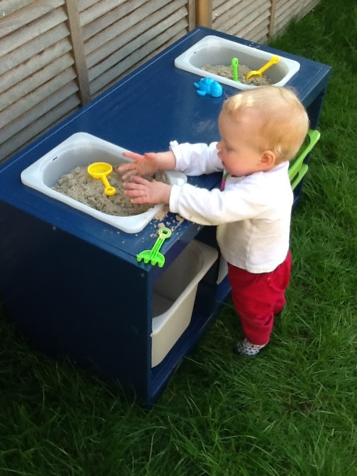 Trofast Sand And Water Table IKEA Hackers