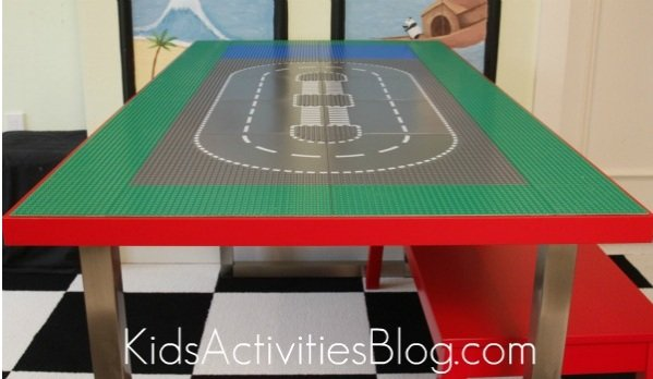 Lego Table - for the big kids