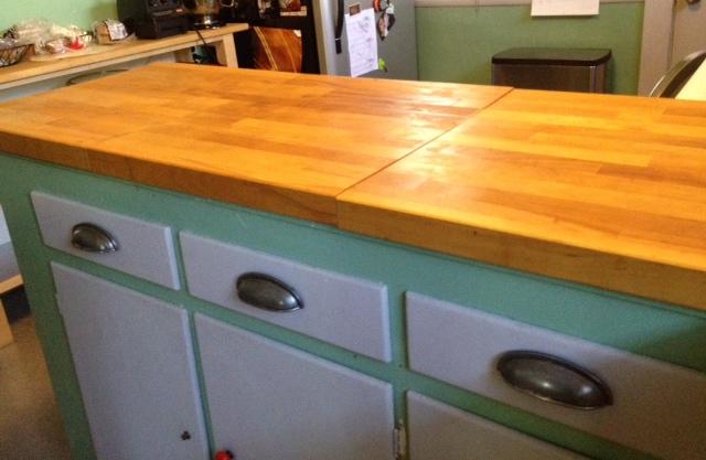 lamplig chopping board counter top  ikea hackers  ikea hackers, Kitchen design