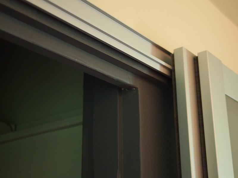 Ikea Sliding Wardrobe Door Rail Designs