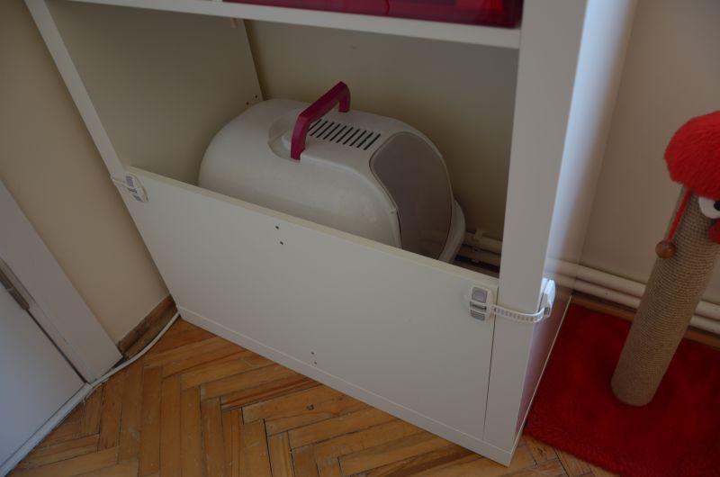 where to put cat box 2