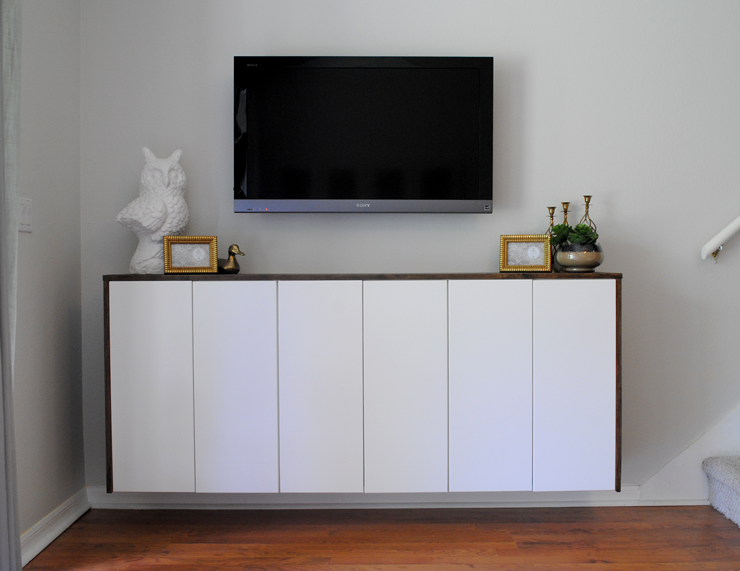 Ikea Kitchen Wall Cabinets DIY Fauxdenza From Ikea Kitchen Cabinets IKEA Hackers IKEA Hackers