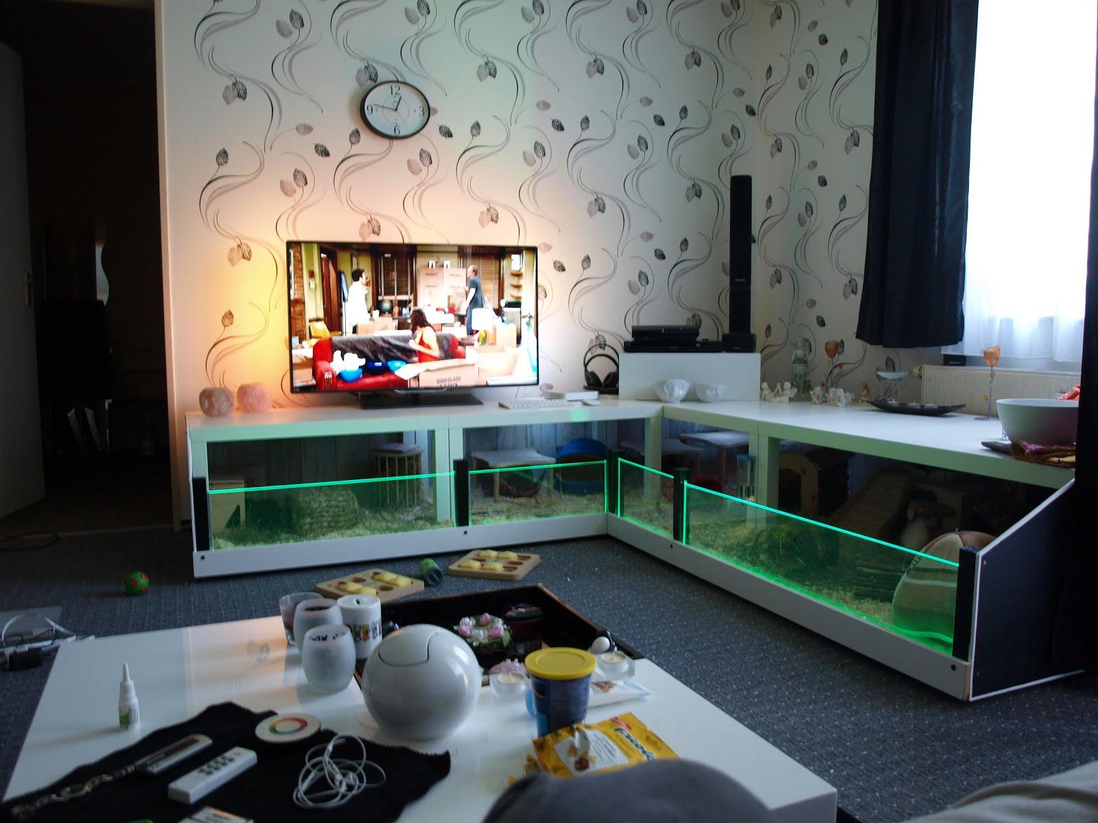 Modern guinea pig cage IKEA Hackers IKEA Hackers