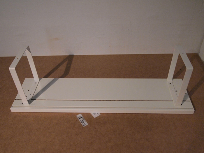 Low Budget Table Top Shelf + Cable Solution - IKEA Hackers - IKEA ...