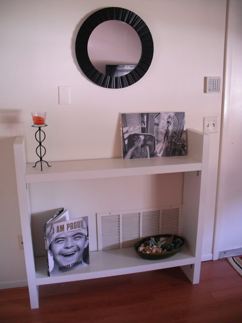 Lack entry way table
