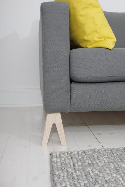 Designed Legs For IKEA Sofas Beds IKEA Hackers IKEA
