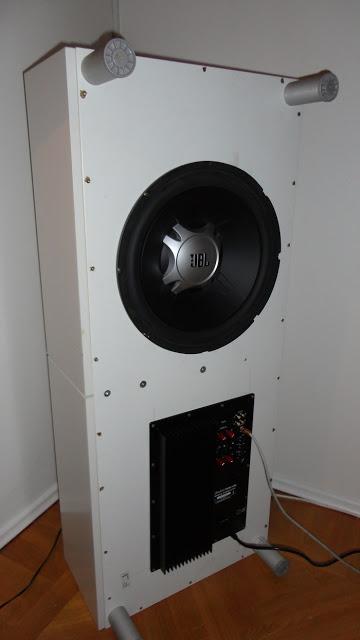 IKEA BESTÅ x JBL Speaker Cabinet