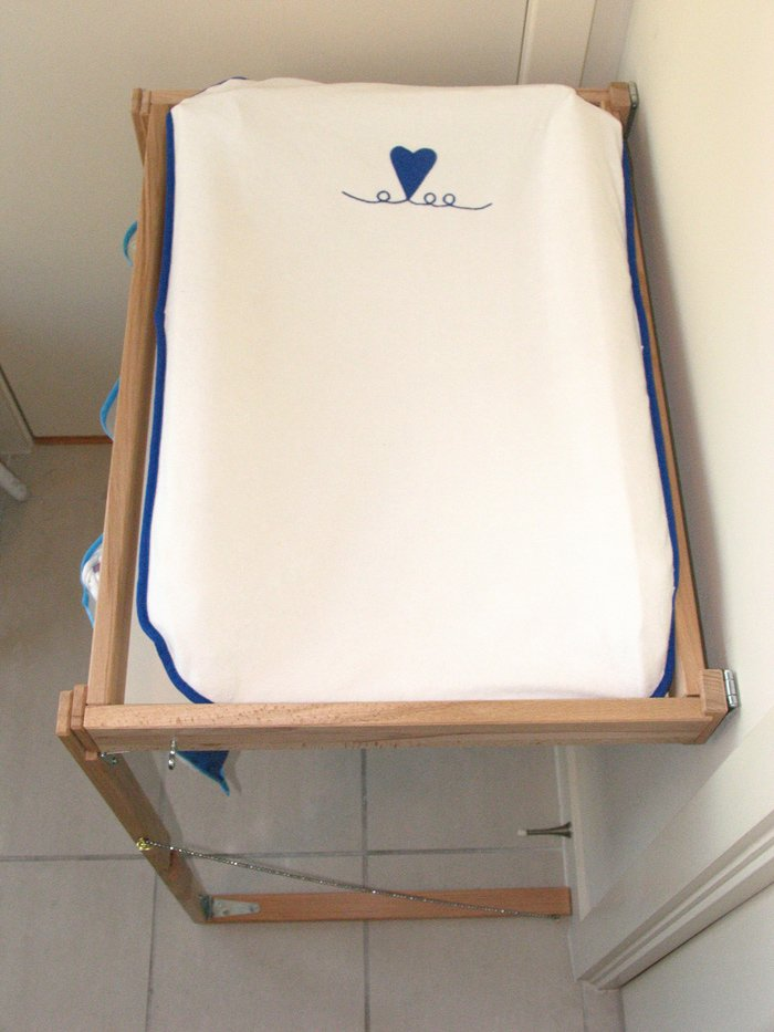 Condo Perfect Baby Changing Table Ikea Hackers