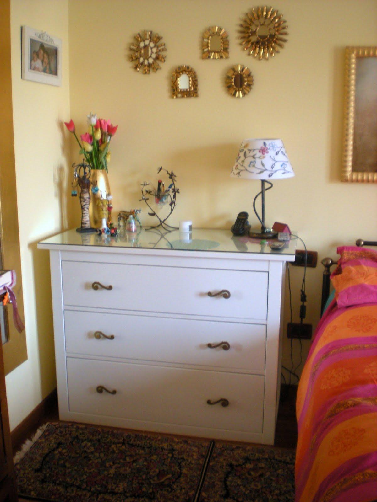 My Beautiful Bedside Table Ikea Hackers
