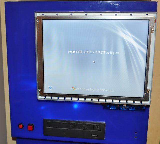 LEKMAN Windows home server
