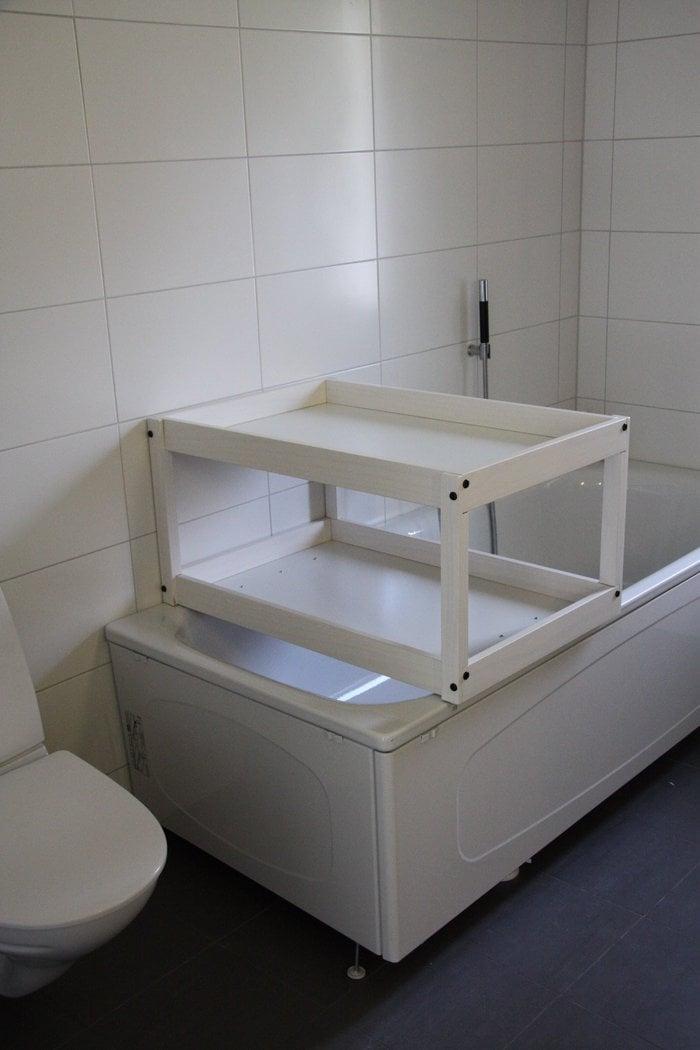 High Quality Bathtub Nursing Table