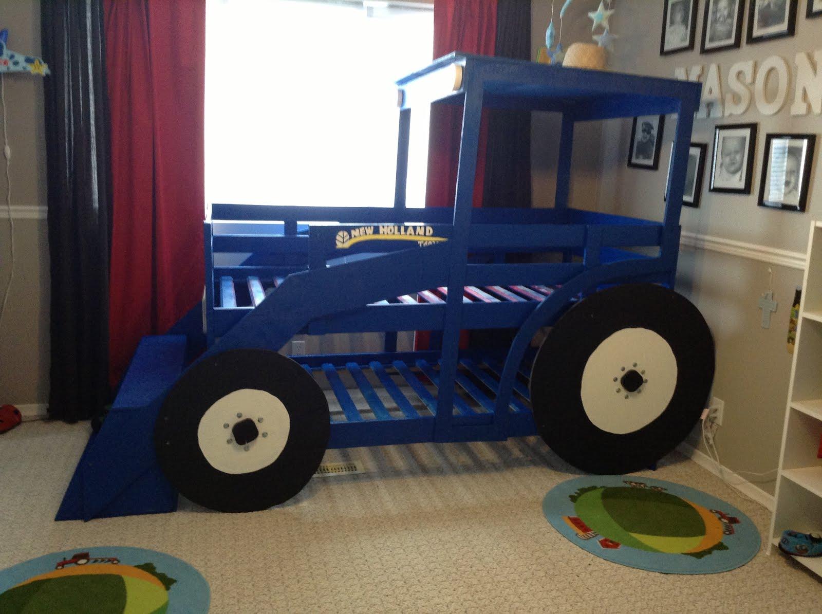 Tractor Bed Ikea Hackers