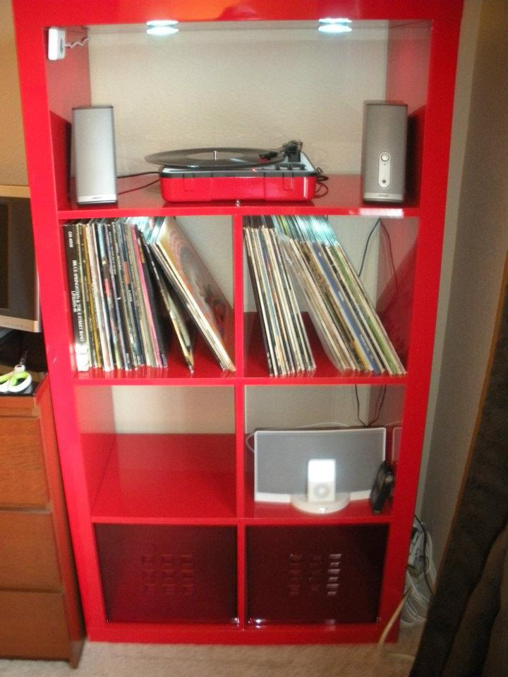 Expedit sound center - IKEA Hackers