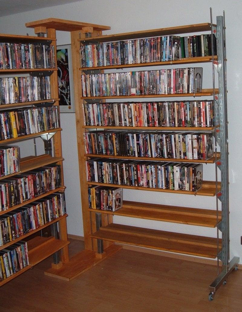 Double Broder DVD Shelf - IKEA Hackers - IKEA Hackers