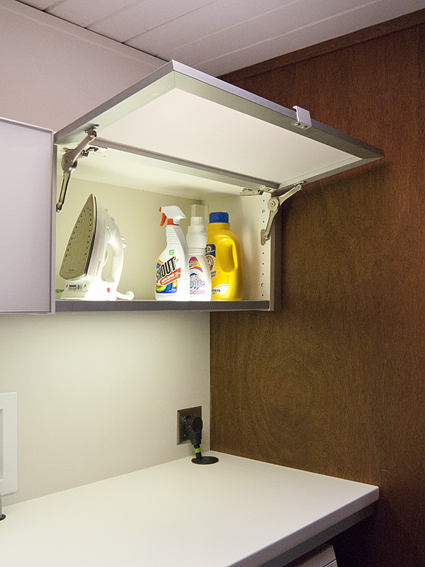 For a behind the scenes (or under the countertop - which is a basic Lagan)  look, Iu0027ve posted a
