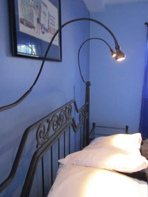 wall mounted bedside lamps ikea