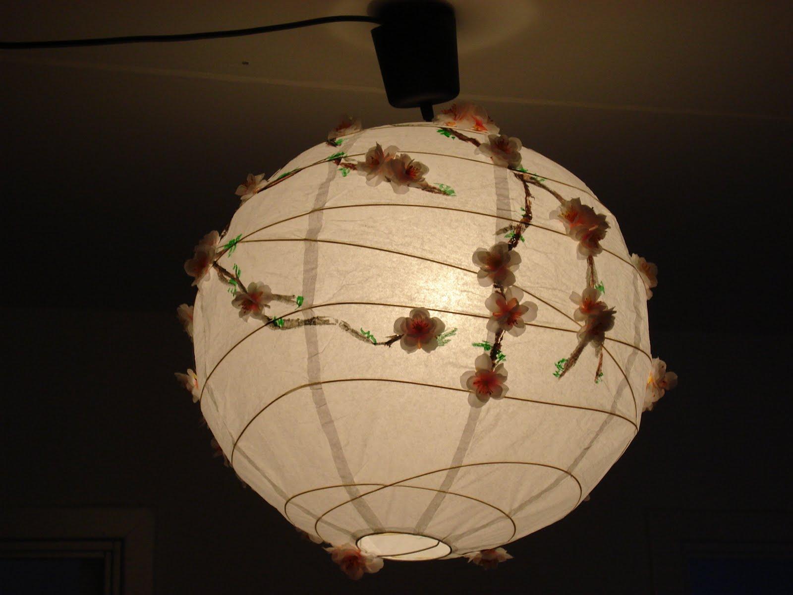 Wohnzimmer Mit Ikea Einrichten ~ Sakura lamp  IKEA Hackers  IKEA Hackers