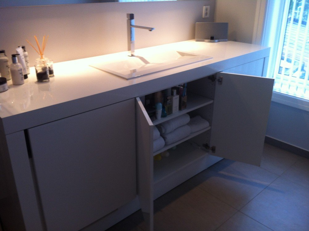 All In One Multipurpose Bathroom Furniture Which Hides A Washer Dryer Ikea Ers