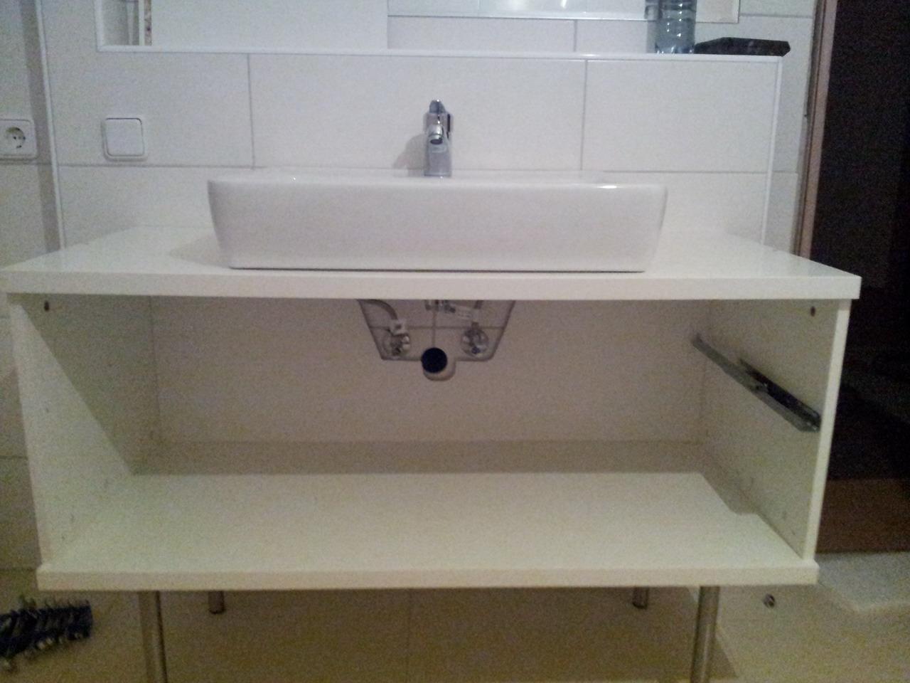 My Stolmen vanity unit IKEA Hackers IKEA Hackers