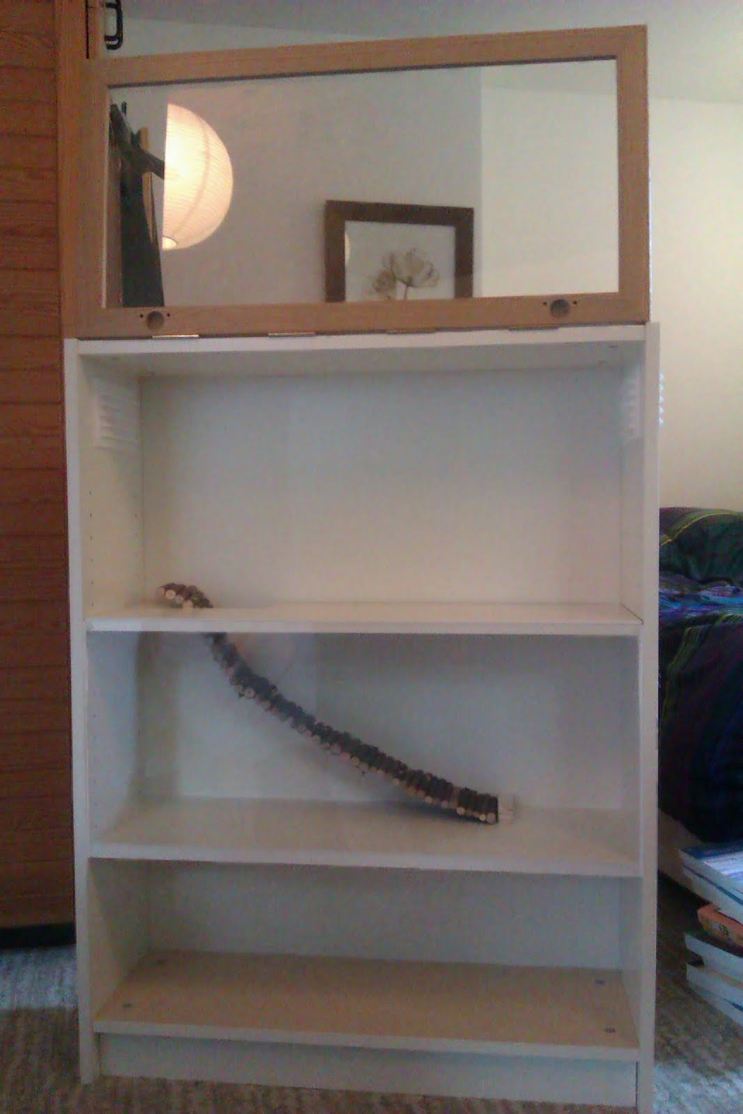 Build Wooden Bookcase