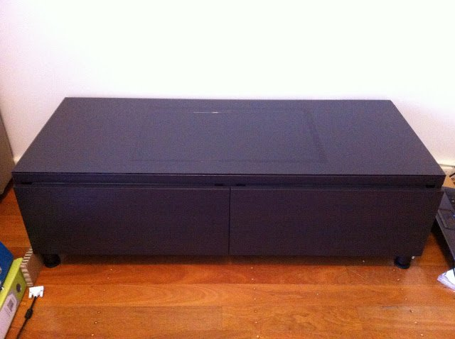 diy arcade machine coffee table ikea hackers ikea hackers. Black Bedroom Furniture Sets. Home Design Ideas