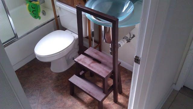 BEKVAM kid-safe step stool 2 & 5 fun ways to use the BEKVAM step stool for kids - IKEA Hackers islam-shia.org