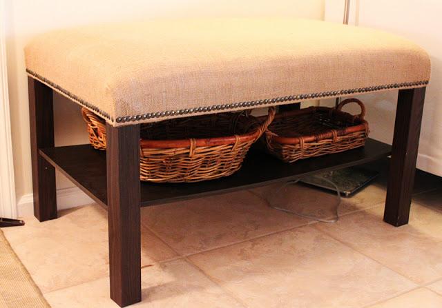 Farmhouse-Style Bench