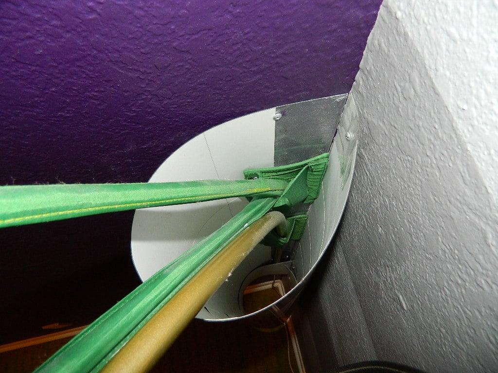 Giant Flower Canopy Lamp - IKEA Hackers - IKEA Hackers
