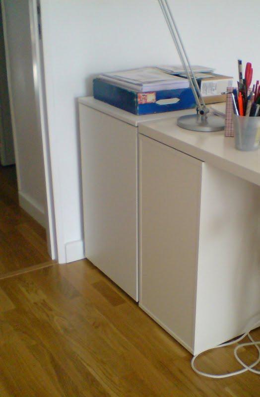 Antonius frame turns into printer cabinet, to its surprise - IKEA ...