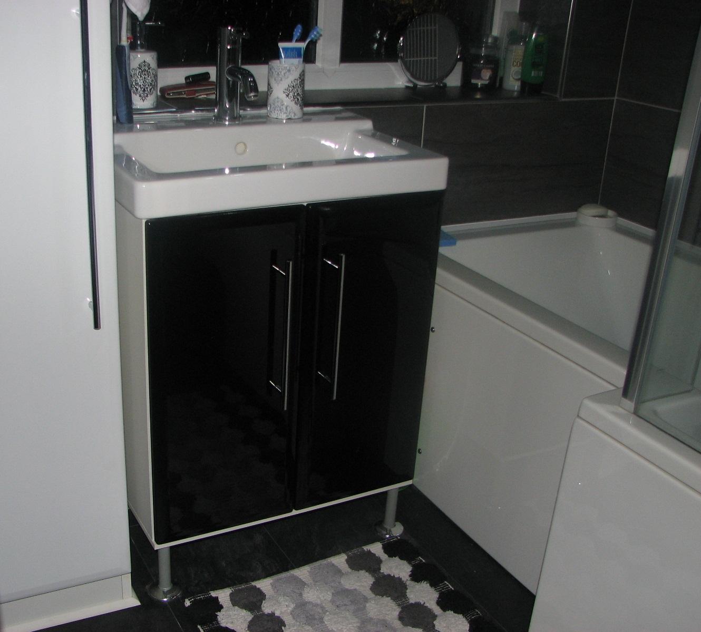A Fullen Washstand Re-Vamp - Bathroom - IKEA Hackers - IKEA Hackers