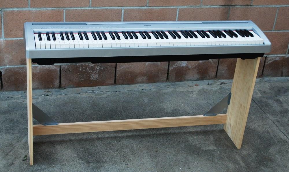 Fabian Electronic Piano Stand IKEA Hackers