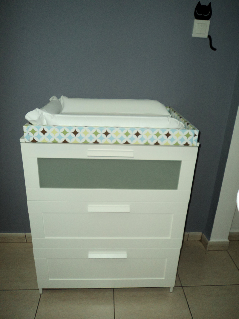 Baby Changing Table and Dresser  IKEA Hackers  IKEA Hackers