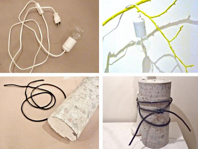 IKEA Tree branch Forsa lamp