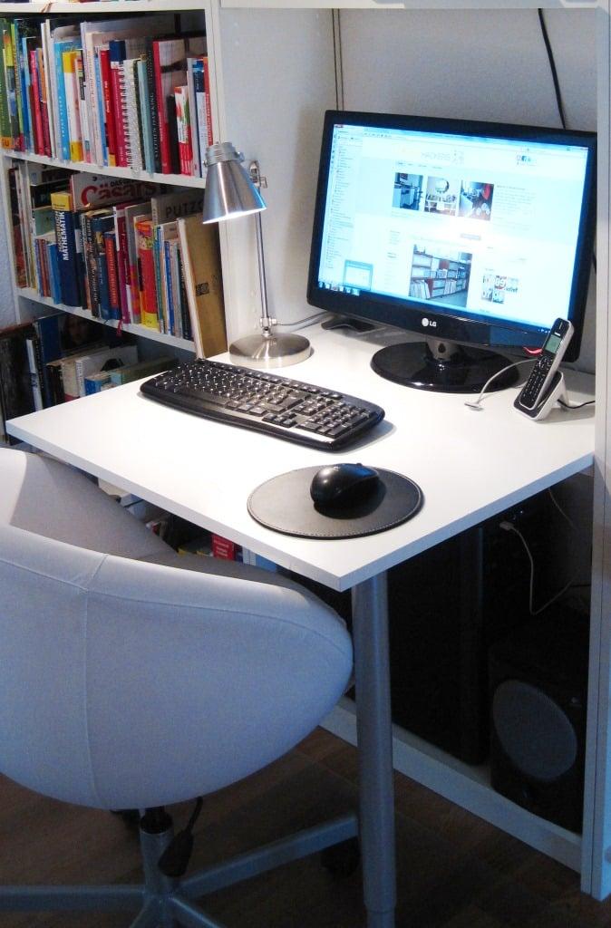 Billy Desk Ikea Hackers