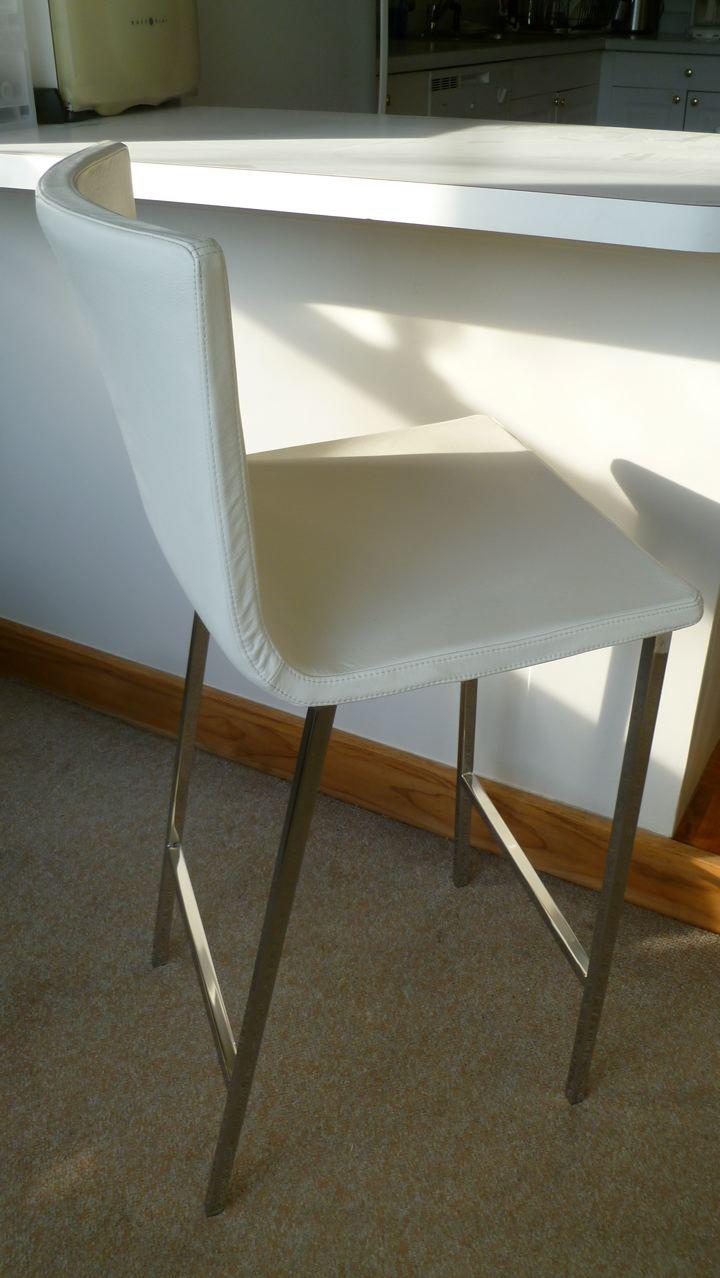 bernhard chair to barstool