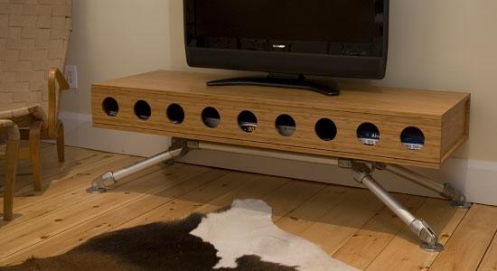 My Space Age TV Table  IKEA Hackers  IKEA Hackers